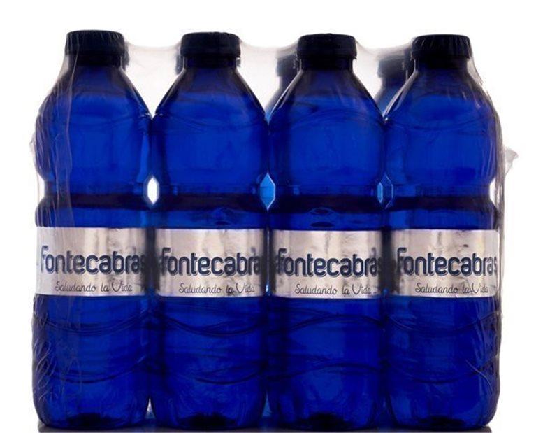 Agua Fontecabras pack premium eco 12 botellas de 0,50l
