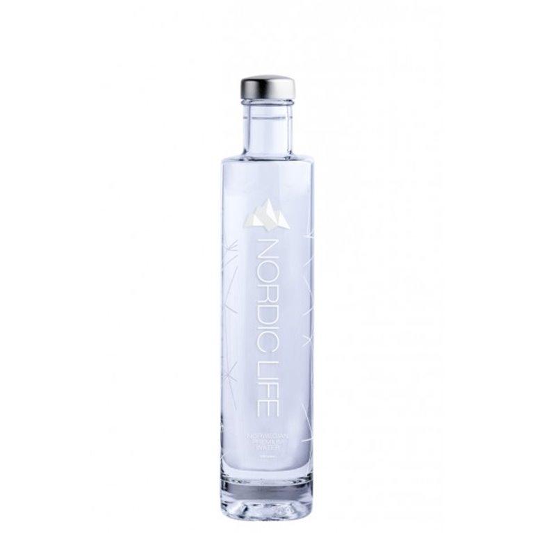 Agua Nordic Life Premium Envase Vidrio 50 cl., 1 ud