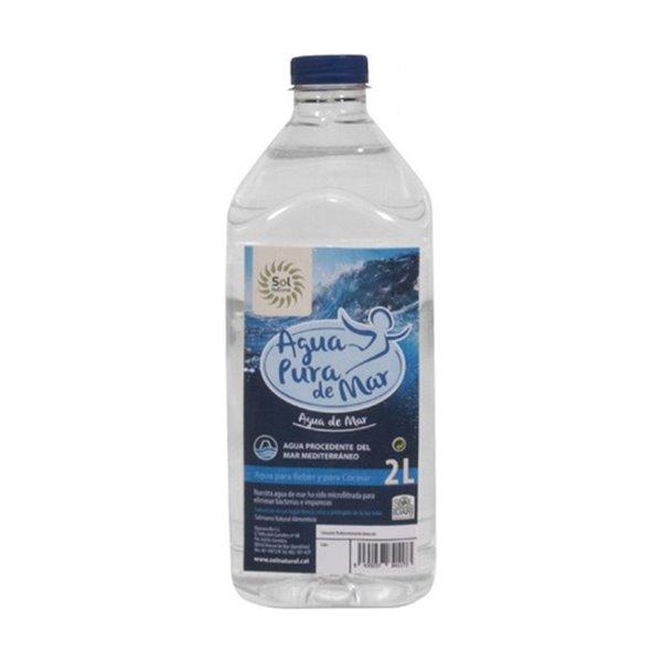 Agua pura de mar