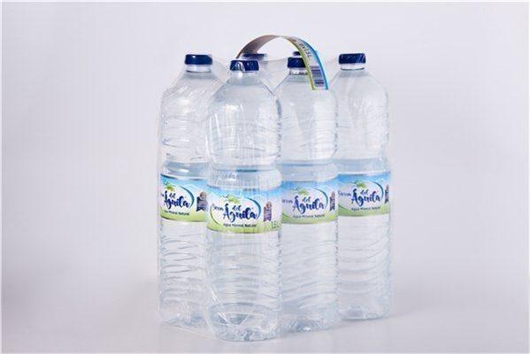 Agua Sierra el Águila pack 6 botellas de 1,5l