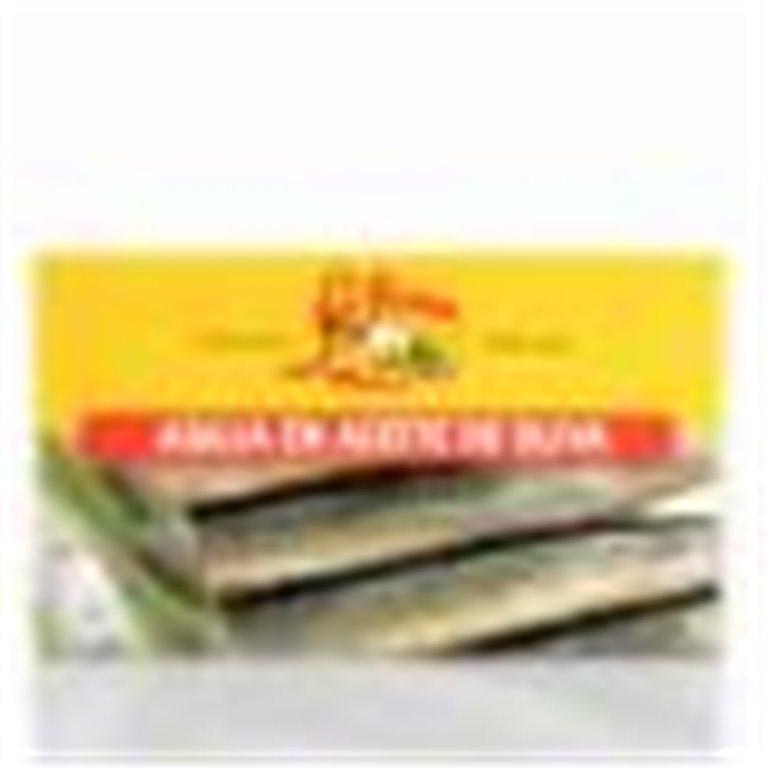 Agujas en aceite de oliva La Pureza, 1 ud