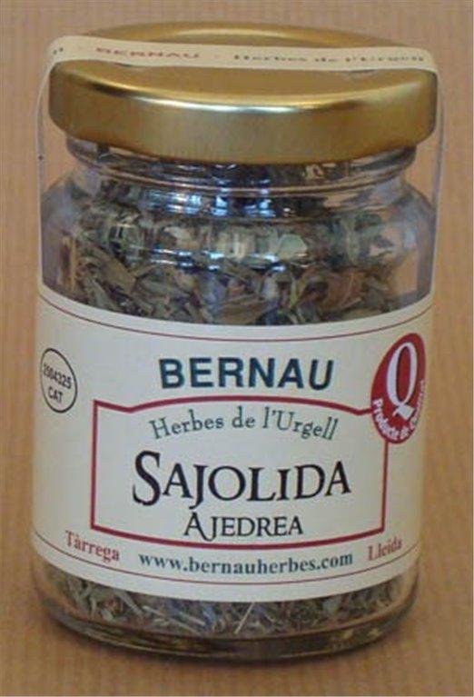 Ajedrea 10gr. Bernau Herbes de l'Urgell. 12un., 1 ud