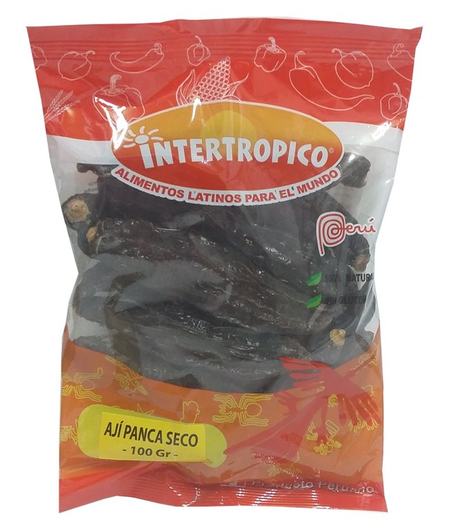 AJI PANCA SECO INTERTROPICO 100GR