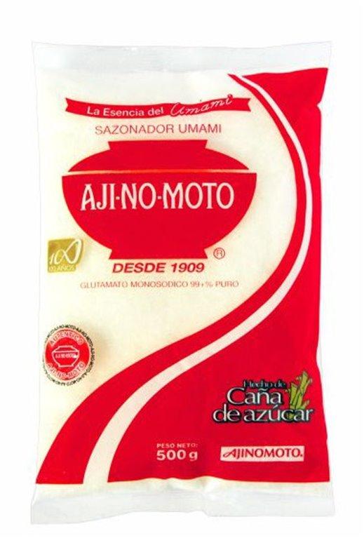 AJINOMOTO  X 500GRS