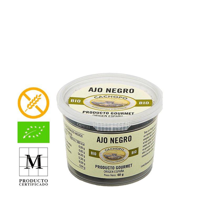 Organic Black Garlic, Package 60gr