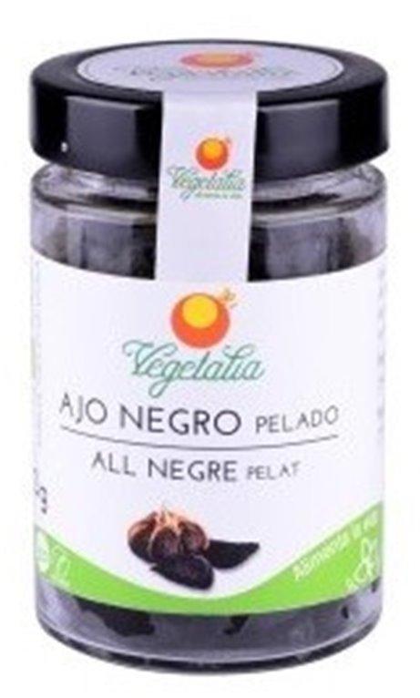 Ajo Negro Pelado Bio 200g, 1 ud