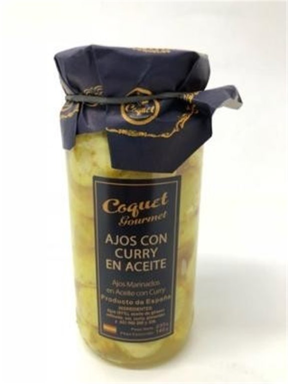 Ajos curry Coquet