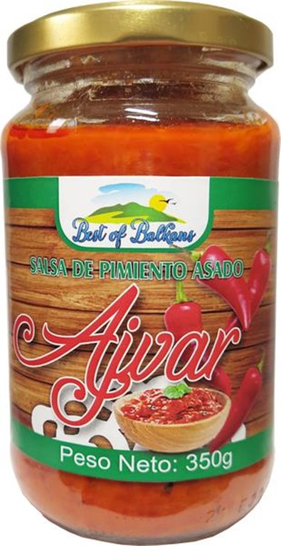 Ajvar Best of Balkans 350g