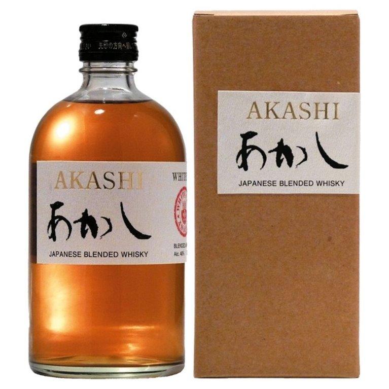 AKASHI JAPANESE BLENDED 0,50 L. 40º