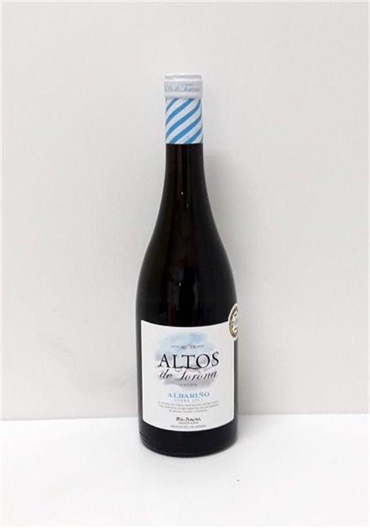 ALBARIÑO ALTOS DE TORONA LIAS - Cosecha 2016, 0,75 l