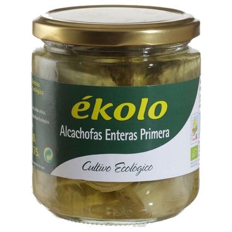 Alcachofas enteras BIO - Ékolo
