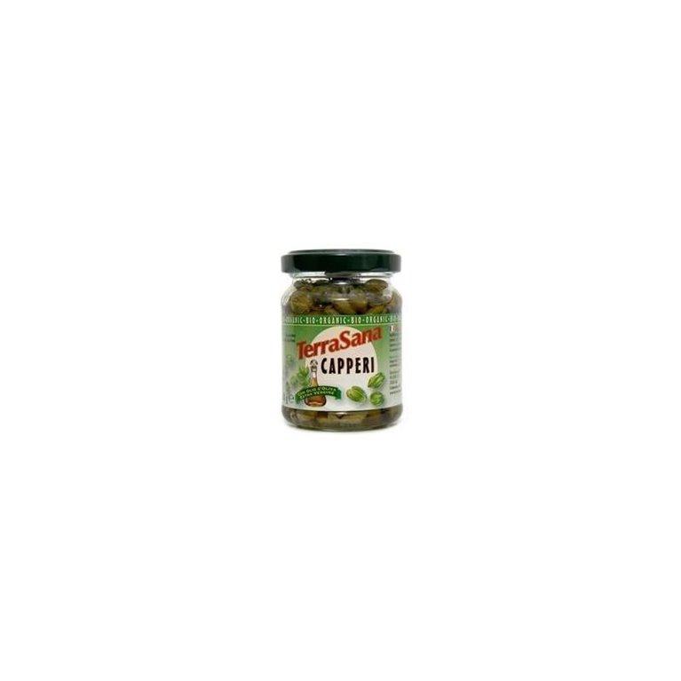 Alcaparras en aceite de oliva, 120 gr