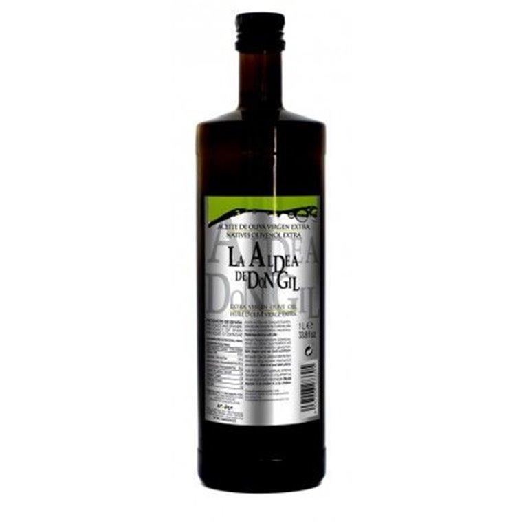 Aldea de Don Gil. Aceite de oliva. 6 botellas de 1 litro, 1 ud