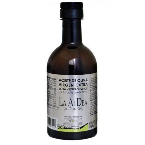 La Aldea de Don Gil. Aceite de oliva. 6 botellas de 500ml