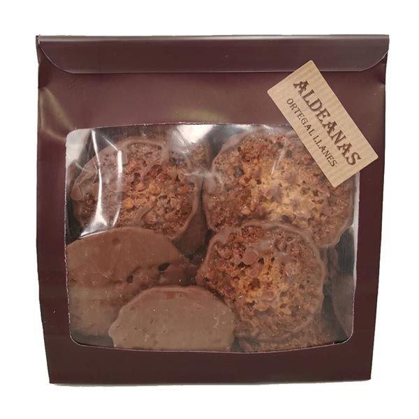 Aldeanas de Chocolate