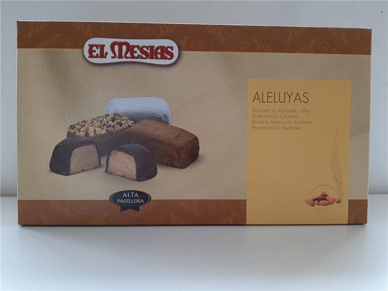 Aleluyas Delicias de Almendra Especialidades (360 gr)