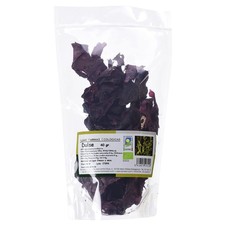 Alga dulse ecológica -40gr