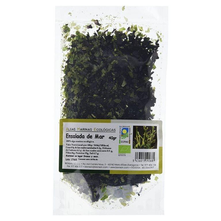 Alga ensalada de mar ecológica -50gr