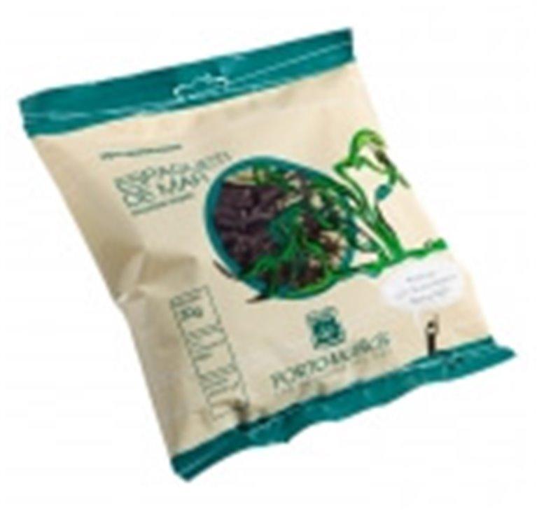 Alga espagueti de mar deshidratada, 50 gr