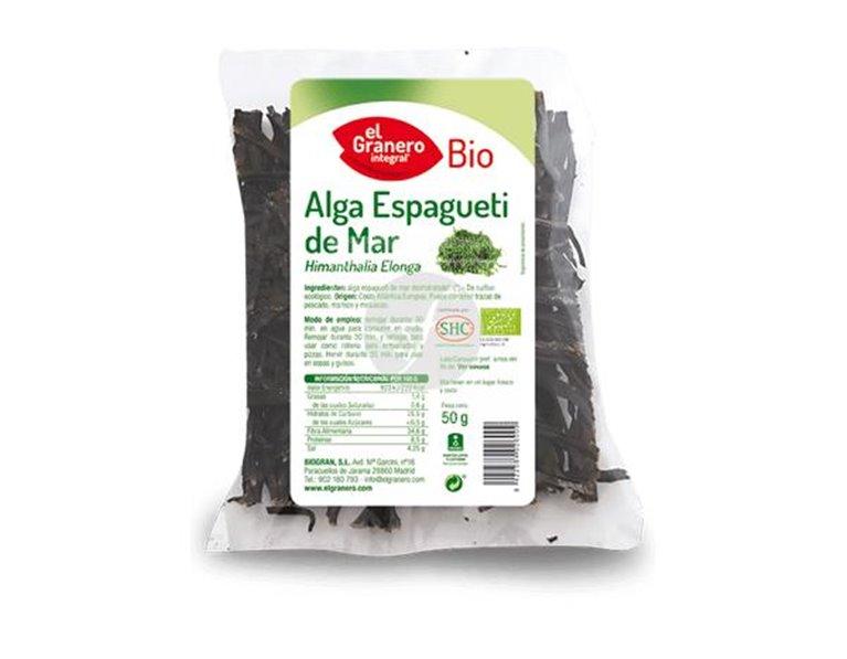 Alga Espagueti de Mar eco 50g