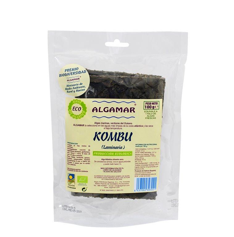 Alga Kombu Bio 100g