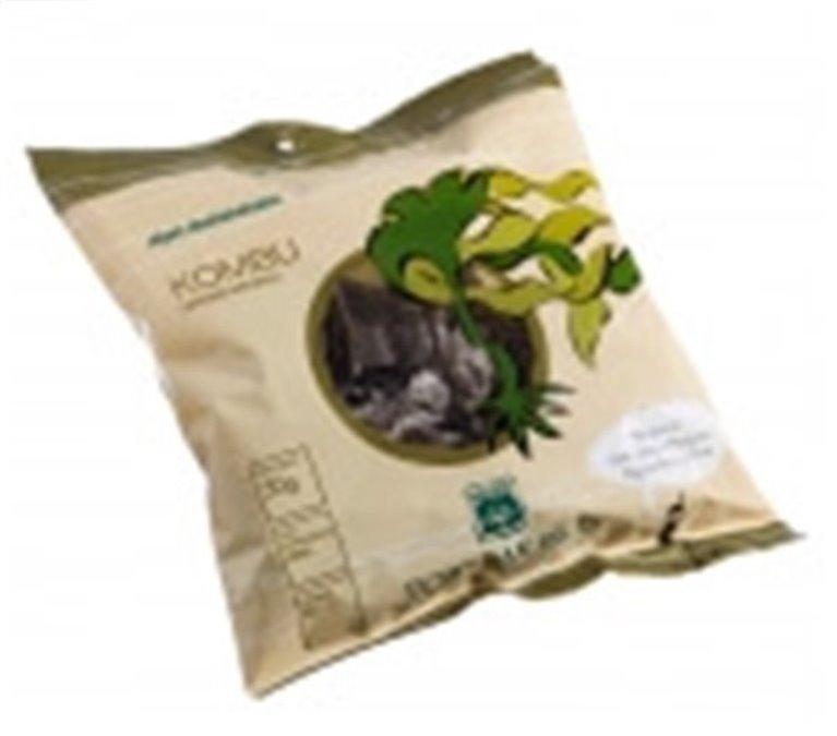 Alga kombu deshidratada, 50 gr