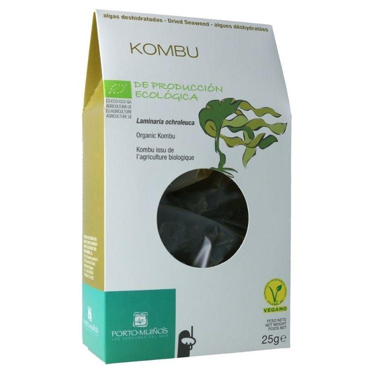 Alga Kombu en Copos Bio 25g