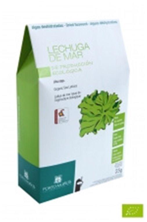 Alga lechuga de mar deshidratada, 30 gr