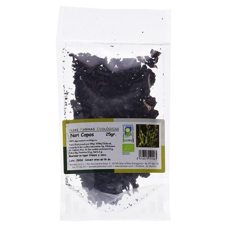 Alga nori en copos ecológica -25gr