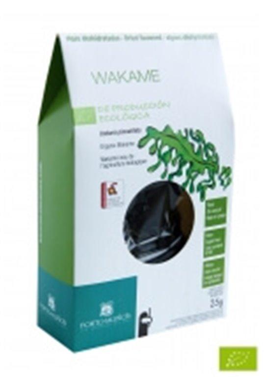 Alga wakame deshidratada, 30 gr