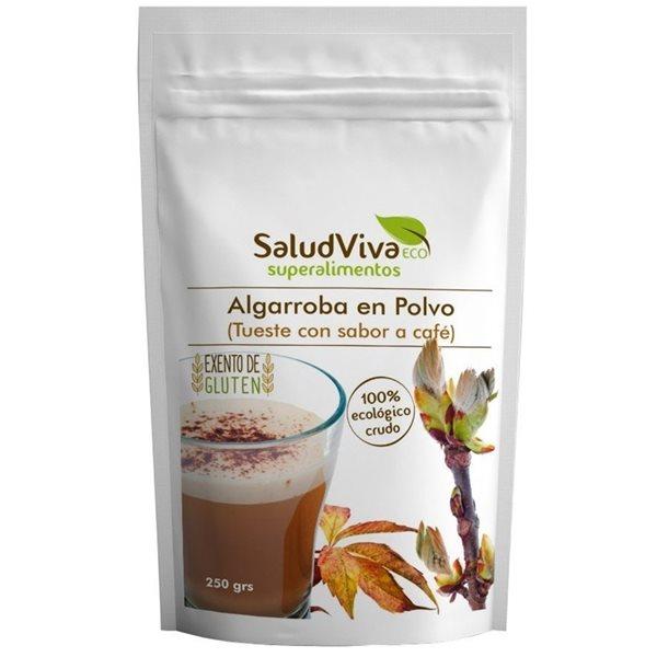 Algarroba en Polvo Tueste con Sabor Café Bio 250g