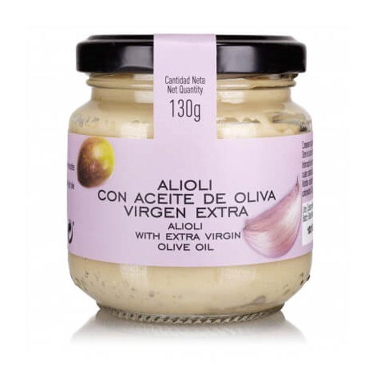 Alioli con aceite de oliva virgen extra