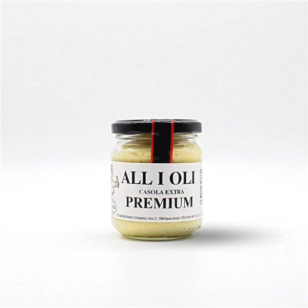 Allioli Casero Premium 180 gr.