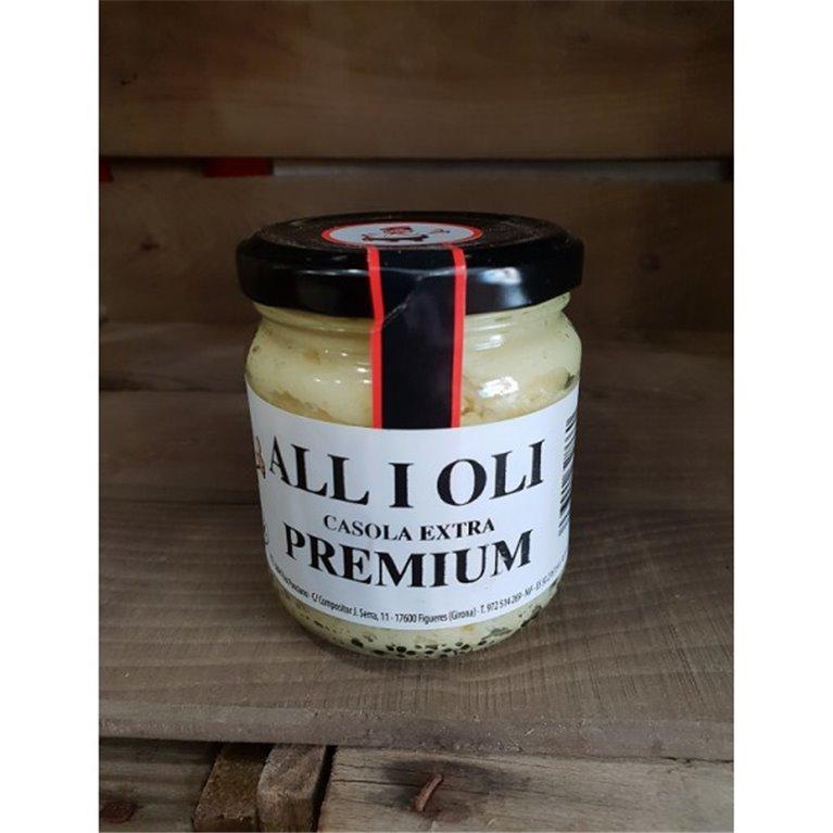 Allioli Casero Premium 180 gr., 1 ud