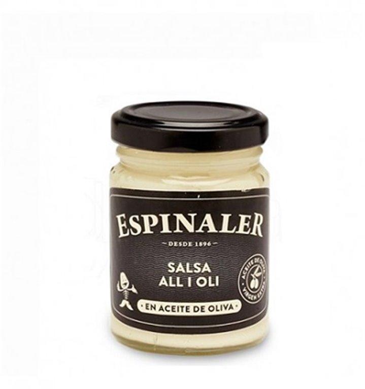 Allioli Espinaler 140 gr.