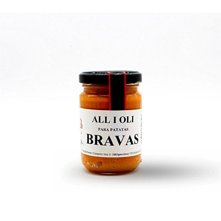 Allioli para Bravas 120 gr., 1 ud