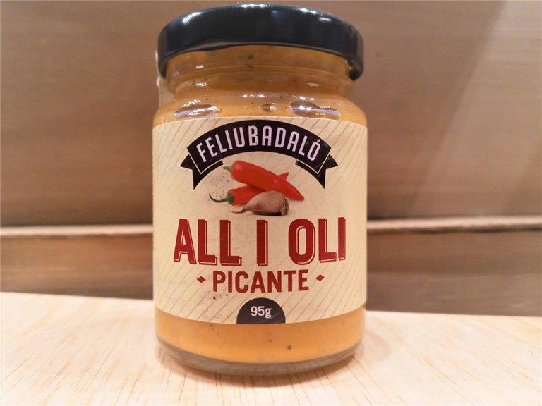 Allioli Picante FeliuBadalo 95g