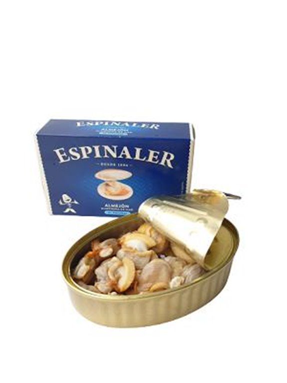 Almejón Al Natural Espinaler