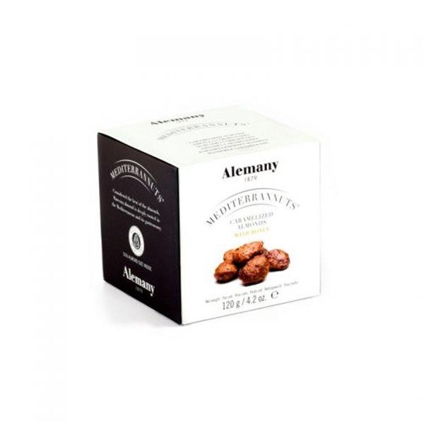 Almendra Marcona caramelizada
