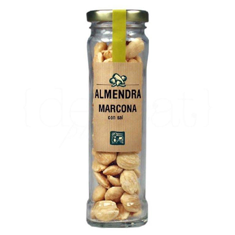 Almendra Marcona Salada 100gr. Casa Gispert. 6un., 1 ud
