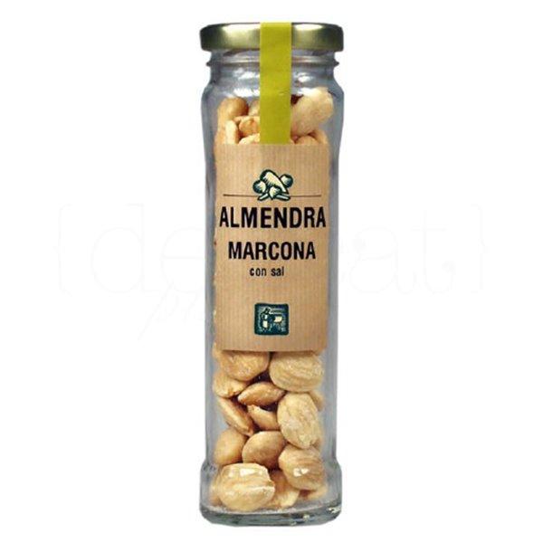 Almendra Marcona Salada 100gr. Casa Gispert. 6un.