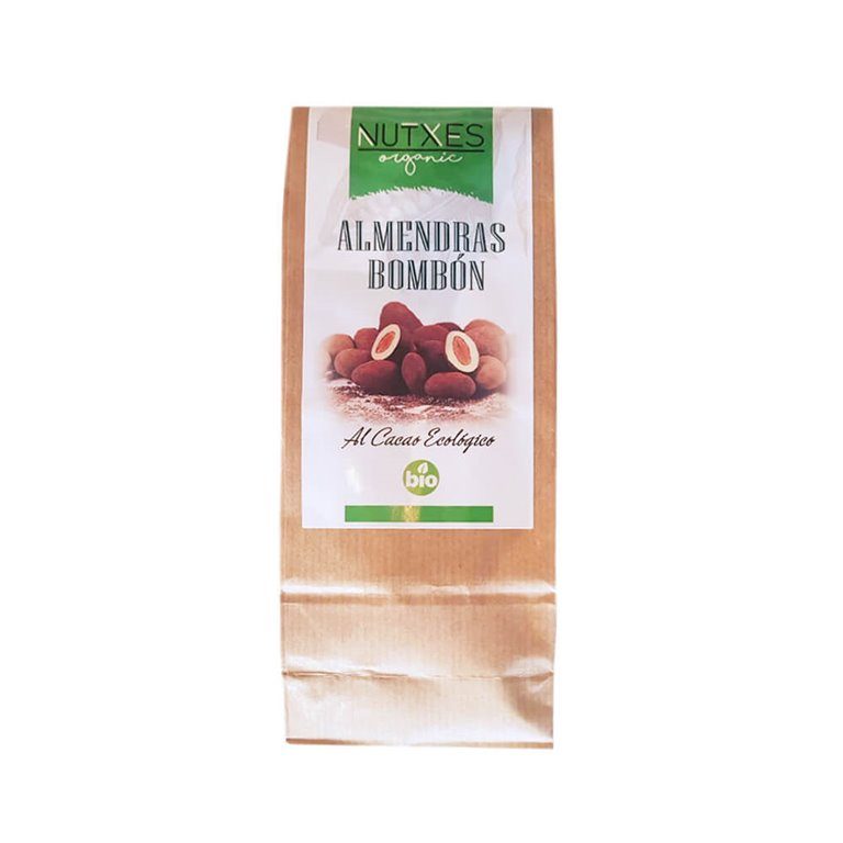 Almendras Bombón al Cacao BIO - 200 g
