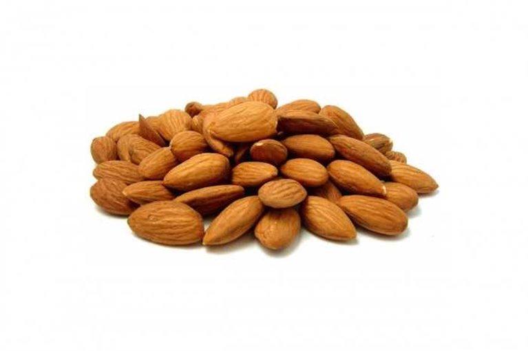 Organic Peeled Almonds (100gr)