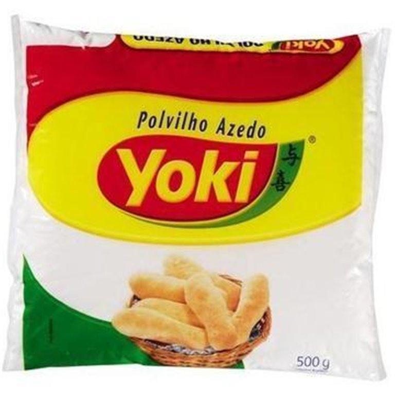 Almidón de Yuca Agrio 1kg, 1 ud