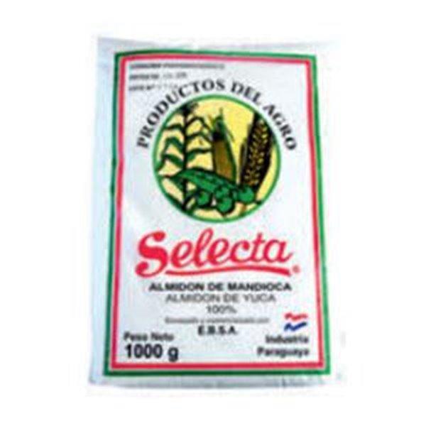 Almidón de Yuca Agrio 1kg