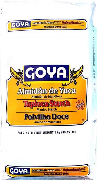 Almidón de Yuca Dulce 1kg