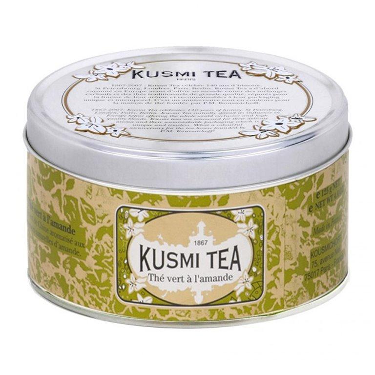 Almond green tea 125gr. Kusmi Tea. 6un., 1 ud