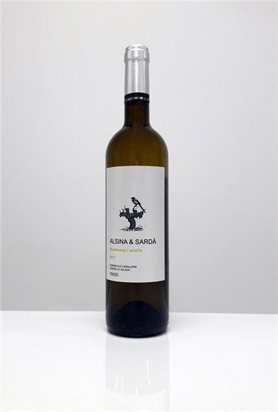 ALSINA Y SARDÁ - Chardonnay - Xarello Ecologico 2017