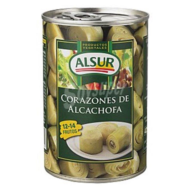 Alsur - Corazones de alcachofa