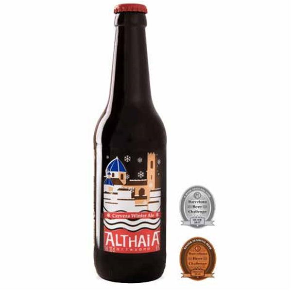 Althaia Winter Ale